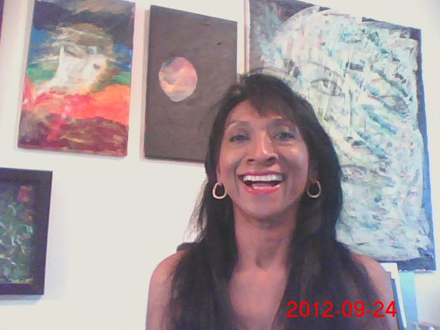 Euphrosene Labon Artist - Specialist Writer - Author